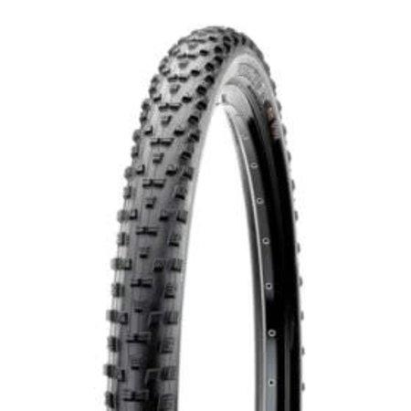 Maxxis Maxxis, Forekaster, Tire, 29''x2.35, Folding, Tubeless Ready, Dual, EXO, 120TPI, Black