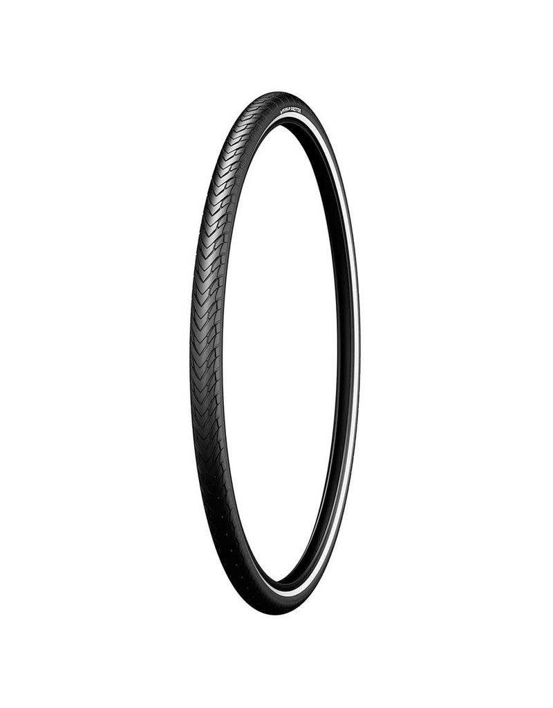 Michelin, Protek, Tire, 26''x1.85, Wire, Clincher, Protek 1mm, Reflex, 22TPI, Black