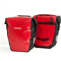 ORTLIEB PANNIER CITY BACK ROLLER CITY QL1 RED/BLACK 40L