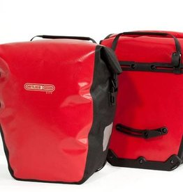 Ortlieb ORTLIEB PANNIER CITY BACK ROLLER CITY QL1 RED/BLACK 40L