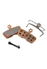 Sram SRAM, Code 2011+ Disc brake pads, Sintered metal, Steel back plate, pair