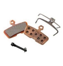 Sram SRAM, Code 2011+ Disc brake pads, Sintered metal, Steel back plate, pair