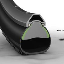 CUSHCORE TUBELESS TIRE INSERT SET 700C GRAVEL / CX