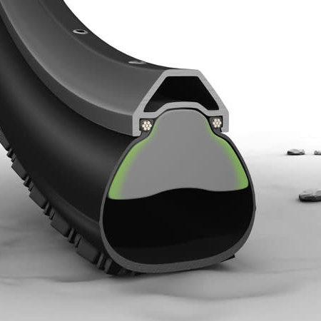 CushCore CUSHCORE TUBELESS TIRE INSERT SET 700C GRAVEL / CX