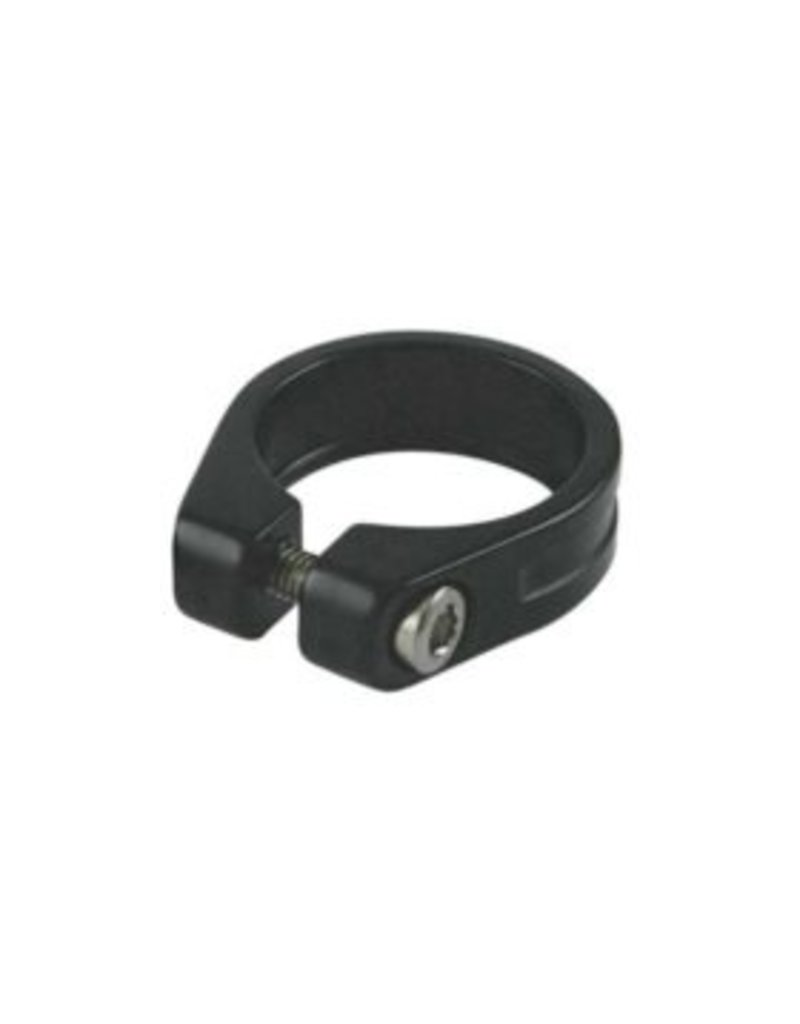 Collar Clamp 34.9mm Black