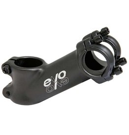 EVO, E-Tec, Stem, 28.6mm, 60mm, 35, 25.4mm, Black