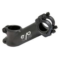 EV, E-Tec S, Stem, 28.6mm, 70mm, +/- 35deg, 31.8mm, Black