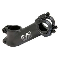 EV, E-Tec S, Stem, 28.6mm, 70mm, +/- 35deg, 31.8mm, Black
