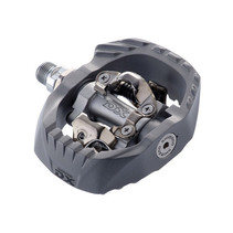 PEDAL PD-M647 SPD PEDAL, W/O REFLECTOR W/CLEAT, IND.PACK