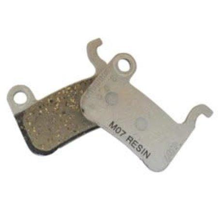 Shimano Shimano, Y8CL98010, M06, BR-M965, Disc brake pads, Metal, Pair, A type