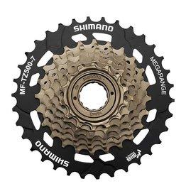 Shimano Shimano, MF-TZ500, 7sp freewheel, 14-34T