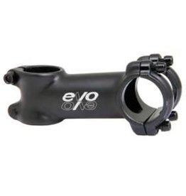 EVO, E-Tec OS, Stem, 28.6mm, 80mm, 17, 31.8mm, Black