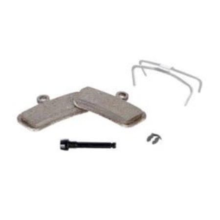 Sram Sram, Trail/Guide, Disc brake pad, Metal, steel back plate