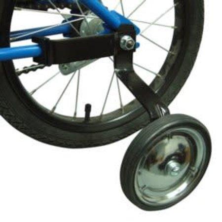 EVO, Training wheels, With forged bracket, 16'', 20