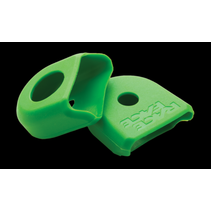 RACEFACE ALLOY CRANK BOOT 2-PACK, GREEN