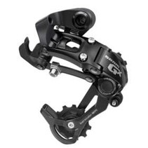 Sram, GX Type 2, Rear derailleur, 10sp., Short cage, Black
