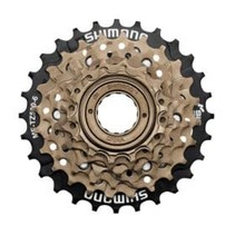 Shiman, MF-TZ500, 7sp. Freewheel 14-28T