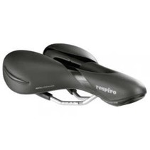 Selle Ryal, Respir Mderate, Saddle, 277 x 182mm, Men, 465g, Black