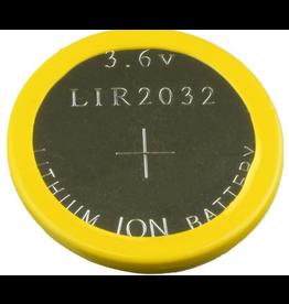 Lezyne Lezyne, Lights Battery CR2032, Battery,