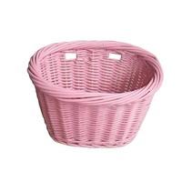 EV, E-Carg Wicker Jr, Basket, Pink