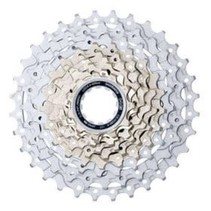 SHIMANO CASSETTE, CS-HG80, 9-SPEED 11-13-15-17-20-23-26-30-34T
