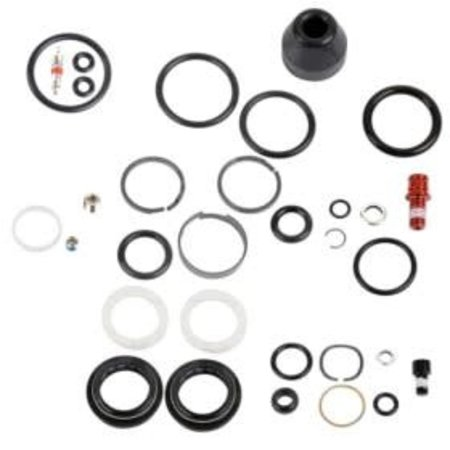 Rockshox RockShox, 11.4018.018.001, Service kit, Sl air and damper seals, hardware & black seals, SID/Reba Sl Air A2-A3 2013+