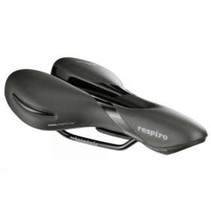 Selle Ryal, Respir Athletic, Saddle, 277 x 163mm, Unisex, 360g, Black