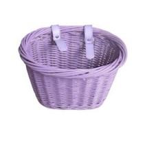 EV, E-Carg Wicker Jr, Basket, Purple