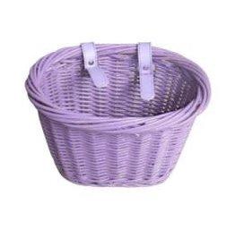 EVO, E-Cargo Wicker Jr, Basket, Purple