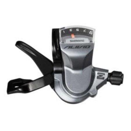 Shimano Shiman, Alivi SL-M4000, Shift lever, 9sp, Rear