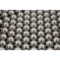 Wheels Mfg, Steel Ball Bearings, 1/4 single