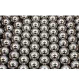 WHEELS MANUFACTURING Wheels Mfg, Steel Ball Bearings, 1/4 single