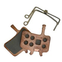 Avid, Juicy/BB7, Disc brake pads, Sintered metal, Steel back plate,