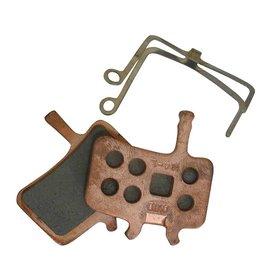 Sram Avid, Juicy/BB7, Disc brake pads, Sintered metal, Steel back plate,