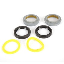 RckShx, 11.4308.850.000, Dust seal and il seal kit, 32mm