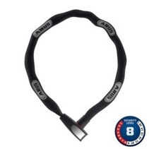 Abus, 8807k, Chain with key lcok, 7mm x 110cm (7mm x 3.6')