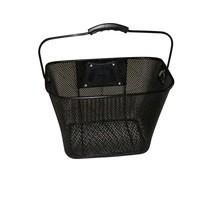 EVO, E-Cargo QR Mesh Traveler, Basket, Black