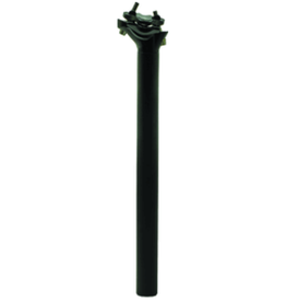 ALLOY SEATPOST, 27.2, BLACK