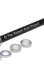 robert axle project The Robert Axle Project 12x148mm BOOST Hitch Mount Trailer Axle, 198mm length, M12x1.75mm (ONE010)