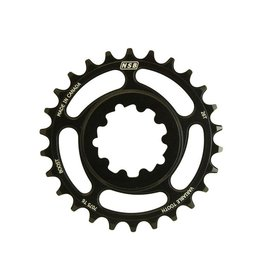 NSB NSB Direct Mount GXP Boost Variable Tooth Chainring 26T 1 x 10 or 1 x 11