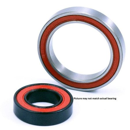 "Enduro MR 190537 ABEC-3 Steel Bearing /each (19.05x37x9mm - also known as 3/4""x37x9mm)"