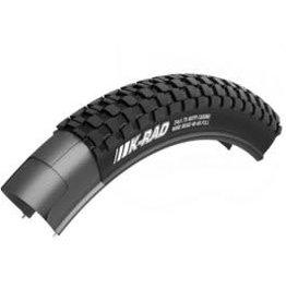 Kenda, K-Rad, Tire, 26''x2.30, Wire, Clincher, PRC, 60TPI, Black