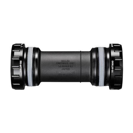 Shimano Shiman, XT BB-MT800, Hllwtech II, BB Shell: 68/73mm, Steel Black, IBBMT800B