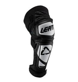 Leatt LEATT PROTECTION JR. KNEE GUARD EXT WHT/BLK