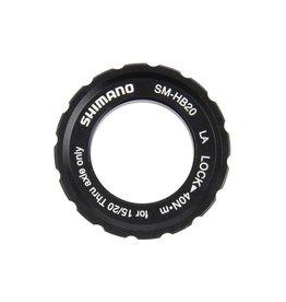Shimano Shiman, Y26L98030, HB-M776, Rotor Lock ring and washer