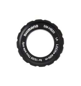 Shimano Shiman, Y26L98030, HB-M776, Rotor Lock ring and washer