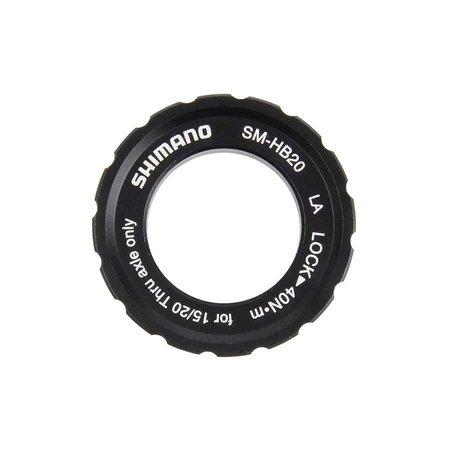 Shimano Shiman, HB-M776, Rotor Lock ring and washer