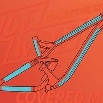 Ridewrap Covered Frame Protection Kit SM/MD - Matte