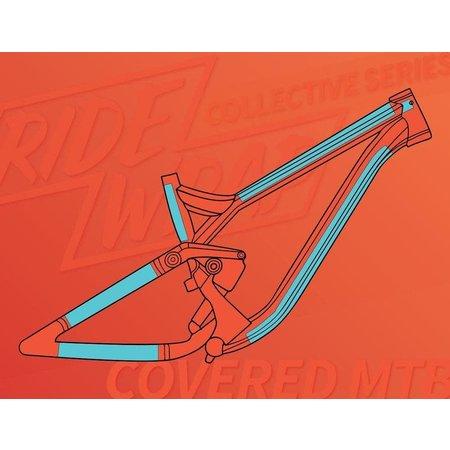 Ridewrap Ridewrap Covered Frame Protection Kit SM/MD - Matte