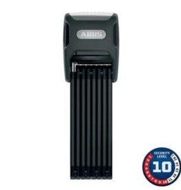 Abus Abus Bordo Big Alarm 6000A Folding Lock: Black 90cm